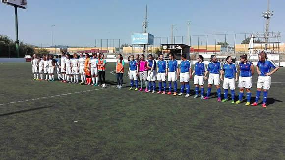 Futebol Feminino vence Ponte de Frielas por 1-2
