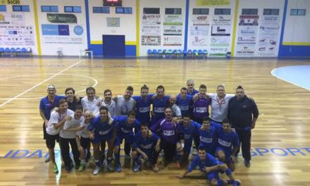 Futsal entra na Liga a vencer fora