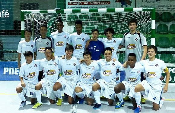Juvenis de Futsal: mais uma vitória