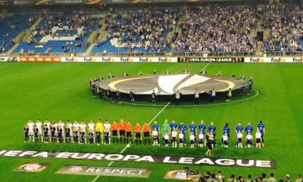 Empate sabe a pouco na ronda inaugural da Liga Europa
