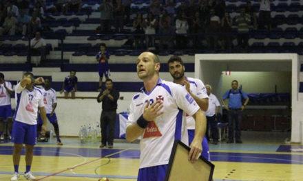 Tiago Fonseca regressa a casa