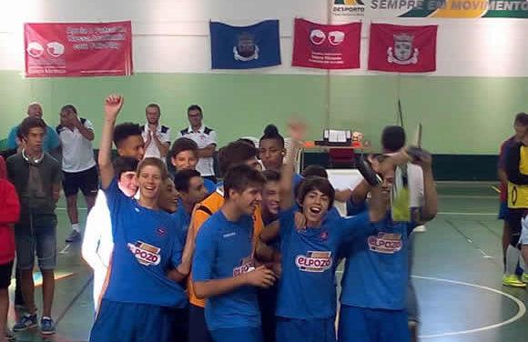 Domingo é dia do Futsal no Acácio Rosa