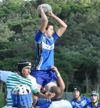 Rugby: 9 atletas da formação nas Selecções