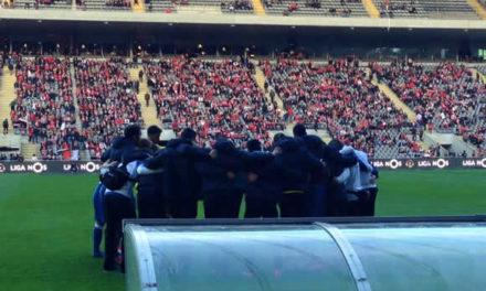Derrota pesada na deslocação a Braga