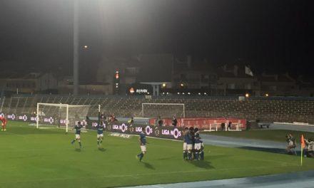 Vitória frente ao Tondela coloca o Belenenses a 1 ponto do 6º lugar