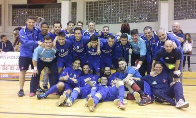 Futsal do Belenenses nos Estados Unidos
