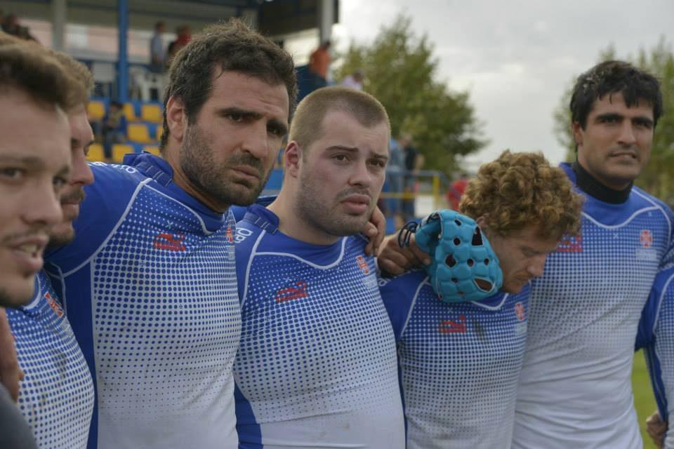 Rugby batido na deslocação às Olaias