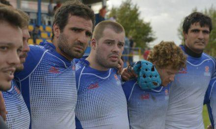Rugby derrotado na viagem até Cascais