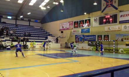 Futsal sofre derrota pesada na recepção ao Sporting