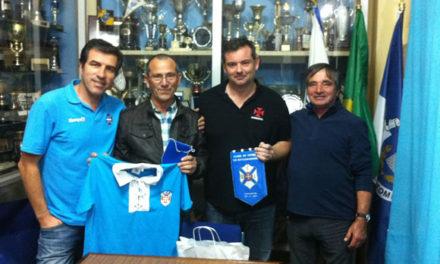 """Andebol visita o CF """"Os Estombarenses"""""""