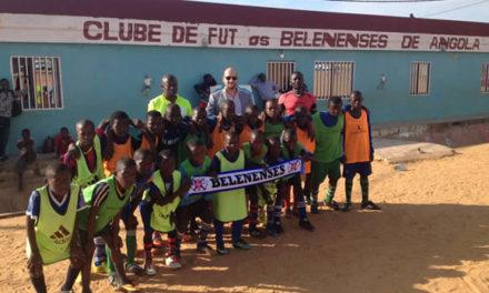 Os Belenenses de Angola