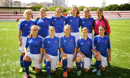 Futebol feminino: Taça de Portugal joga-se na Amoreira