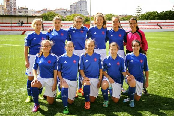 Futebol Feminino derrotado na recepção ao CAC