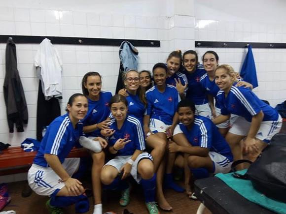 Futebol Feminino soma vitória expressiva
