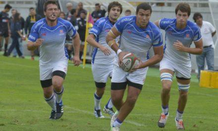 Rugby sobe ao 4º lugar da tabela