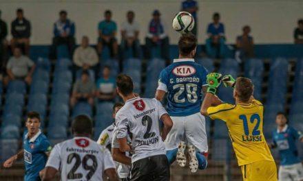 Derrota na recepção ao Vitória deixa Belenenses na 13ª posição da Liga
