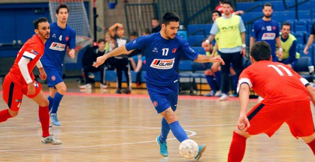 Definido calendário da 1ª Taça da Liga de Futsal
