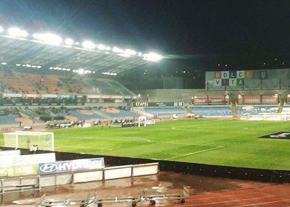 Nova derrota em Coimbra
