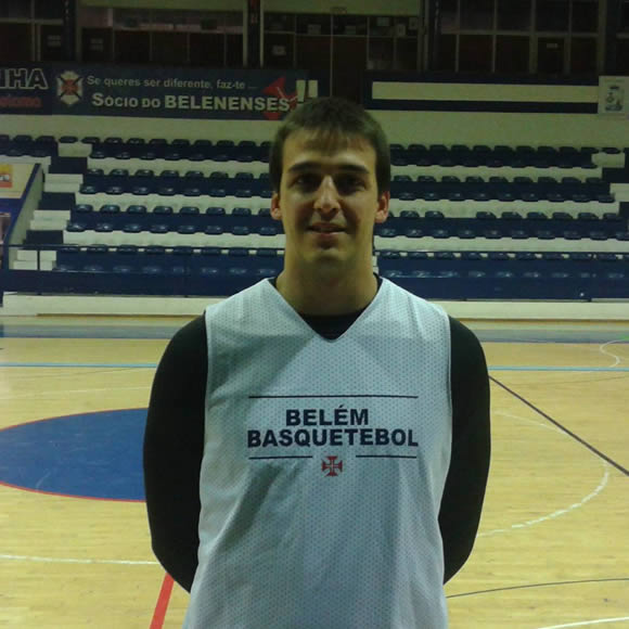 Diogo Saraiva é reforço