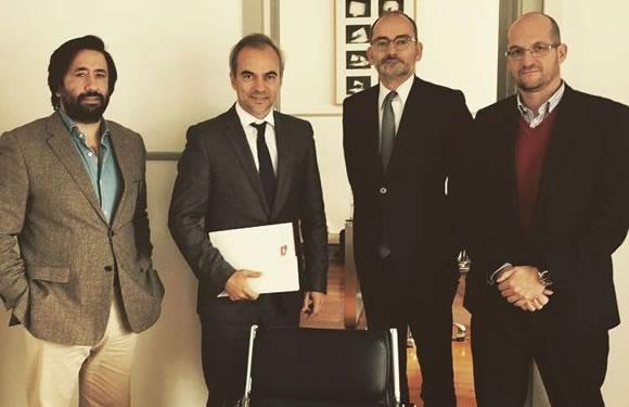 Salésias: formalizado o contrato com a Fundação EDP
