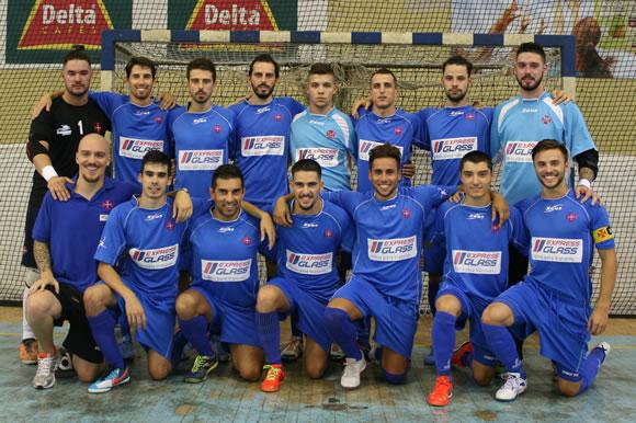Sorteada a Taça da Liga de Futsal