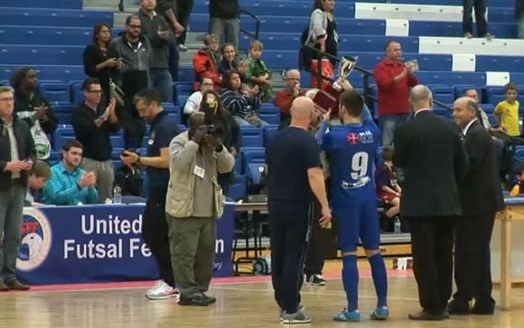 Futsal recebe Gualtar, Domingo, pelas 15h, na estreia no Novo Ano