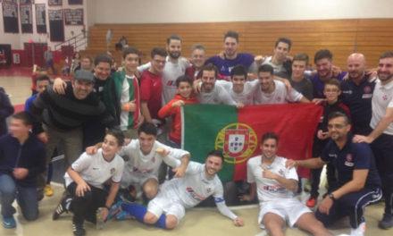 Futsal com nova vitória nos EUA