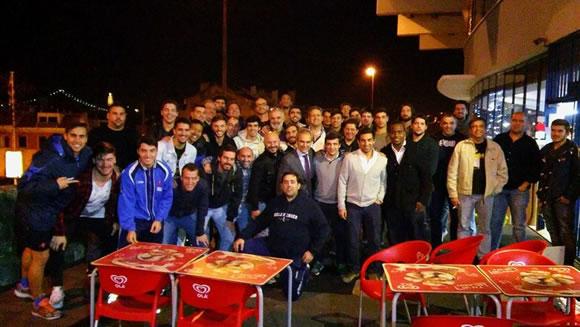 Jantar de Natal do Futsal e do Andebol