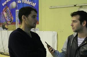 1ªs declarações de João Florêncio Jr. (áudio)
