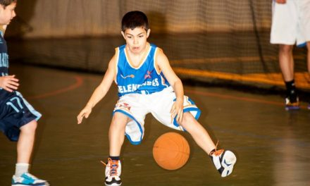 Escola de Minibasquete com certificação de qualidade