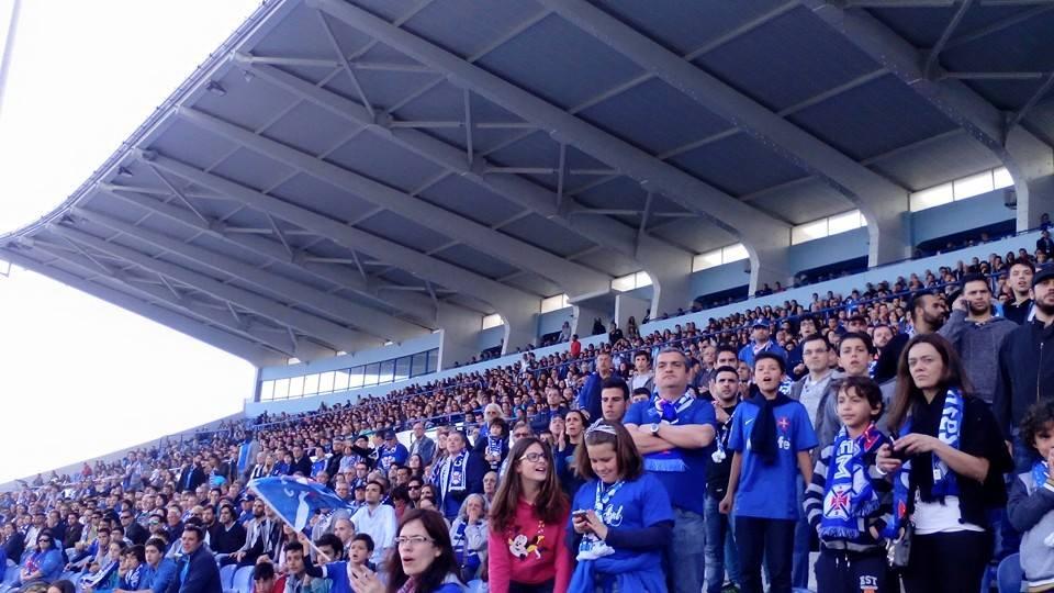 Belenenses recebe hoje o Vitória de Guimarães