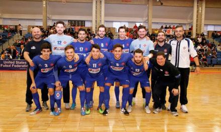 Futsal entra em 2016 com o pé direito