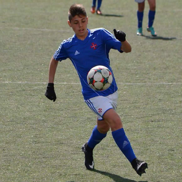 Fábio Garrido volta às selecções