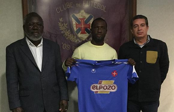 Equipamentos para a Guiné-Bissau