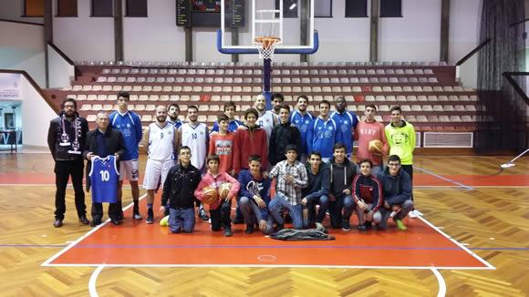 Convívio com o Sport Clube Marítimo dos Açores