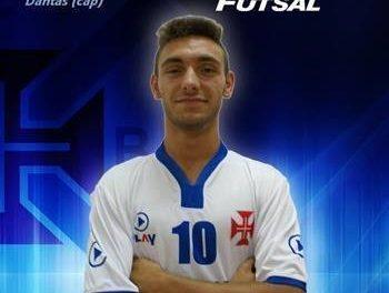 Gonçalo Dantas convocado para a Selecção Nacional Sub-19