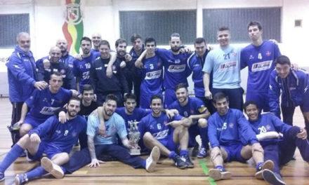 Futsal vence em homenagem a Gonçalves