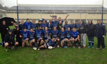 Taça de Portugal: rugby nas 'meias'