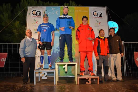 Vasco Vilaça é 2º no Triatlo de Altura