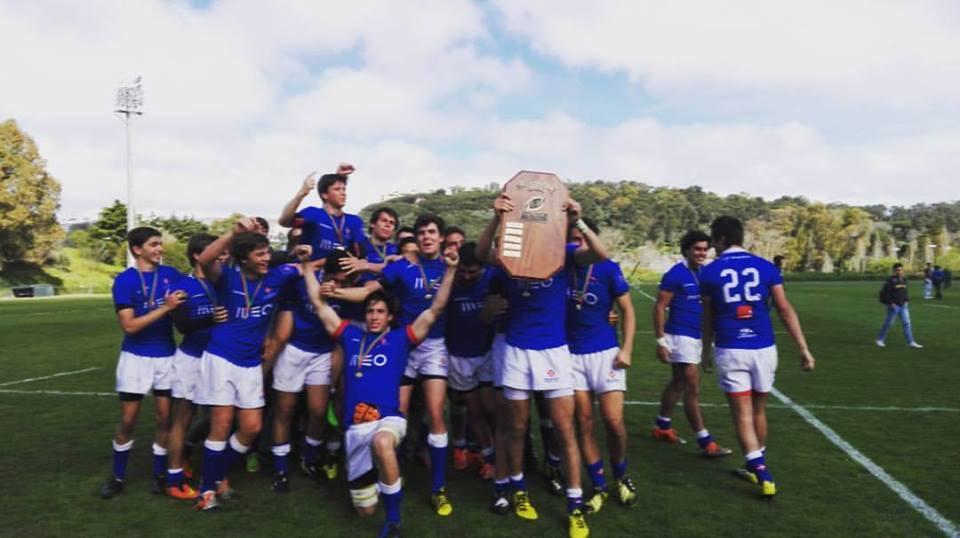 Sub-18 conquistam Taça de Portugal em Rugby