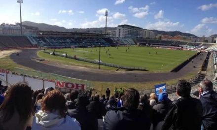 Belenenses triunfa no Estádio do Bonfim