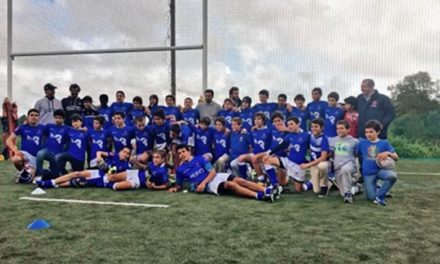 Sub-14 conquistam Taça Nacional