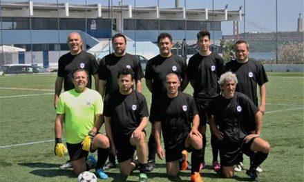 """""""Os Matateus""""  vencem a II Taça Capitão José António"""
