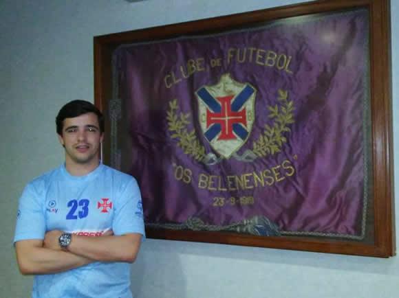 João Silva renova para a época 2016/2017