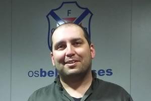 Ricardo Antunes nomeado director da secção de Futsal