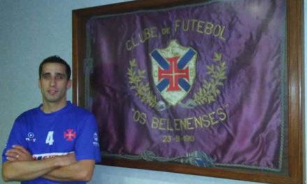 André Nabais é reforço para 2016/2017