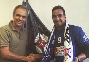 David reforça Futsal 2016/17