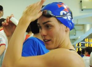 Jéssica Vieira nos Jogos Olímpicos