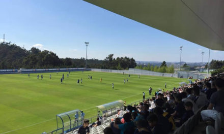 Dois golos no Olival não valeram a vitória