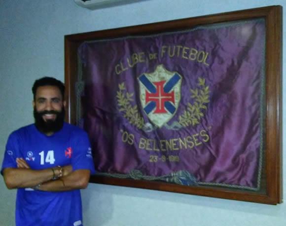 Tunha é reforço para o Futsal